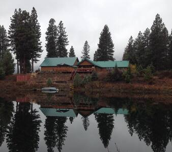 Cherry Creek Ranch - Klamath Falls - House