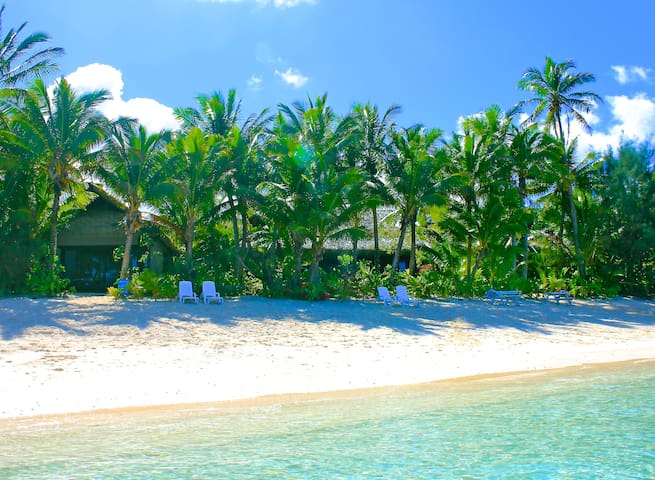 Heliconia Villa, Cook Islands