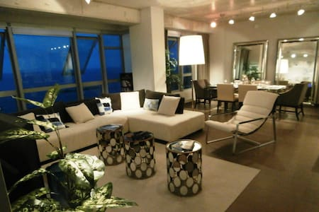 Luxury Highrise Loft  Amazing view! - San Juan