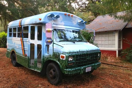 Rainbow Short Bus~~Beautiful Valley - Springfield