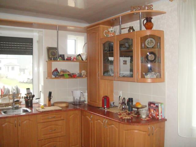 Beautiful private cottage - Daugavpils - Hus