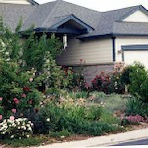 Lakefront home near LODO, LOHI, Regis Univ  Rm. 1 - Denver - Bed & Breakfast