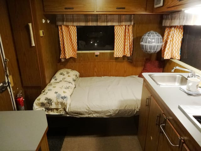 RV Camper for Backpackers!
