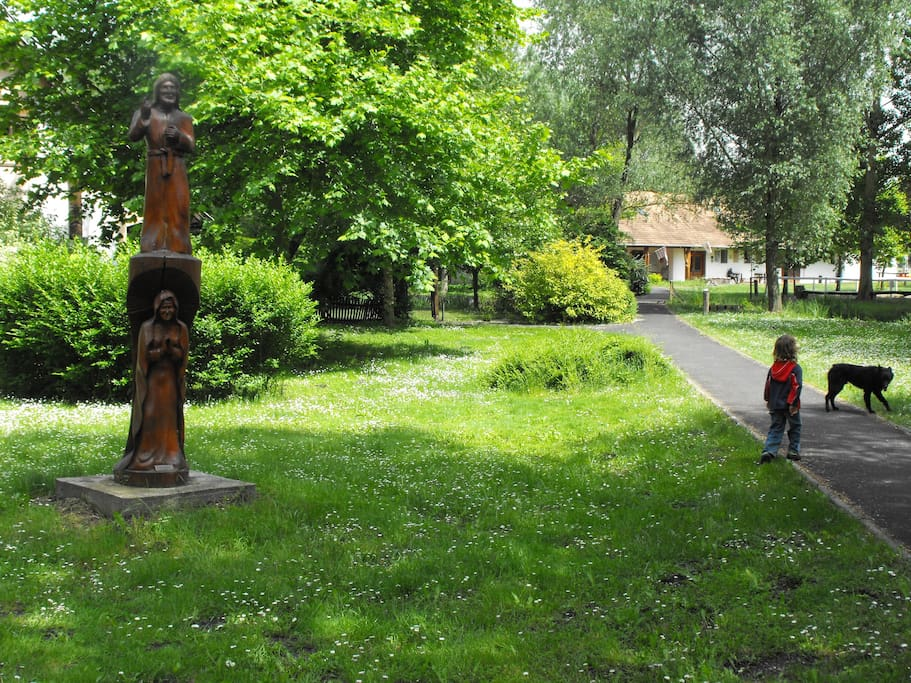 park és sétány