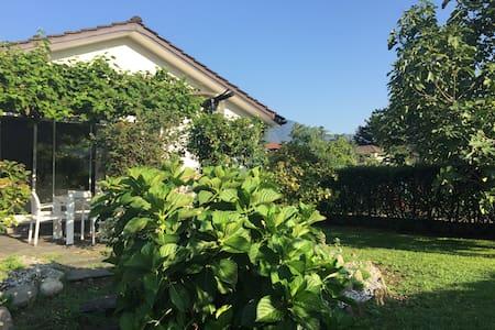 Einfamilienferienhaus in Ascona