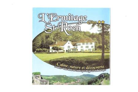 Ancien Ermitage  (Poupet) - Salins-les-Bains - วิลล่า