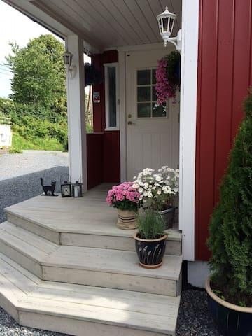 Innholdsrikt og koselig hus - Gjøvik - House