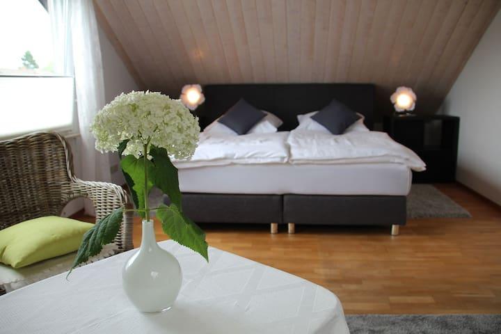 Newly renov. Cozy 1 ZW / WLAN - Fürth - Apartment