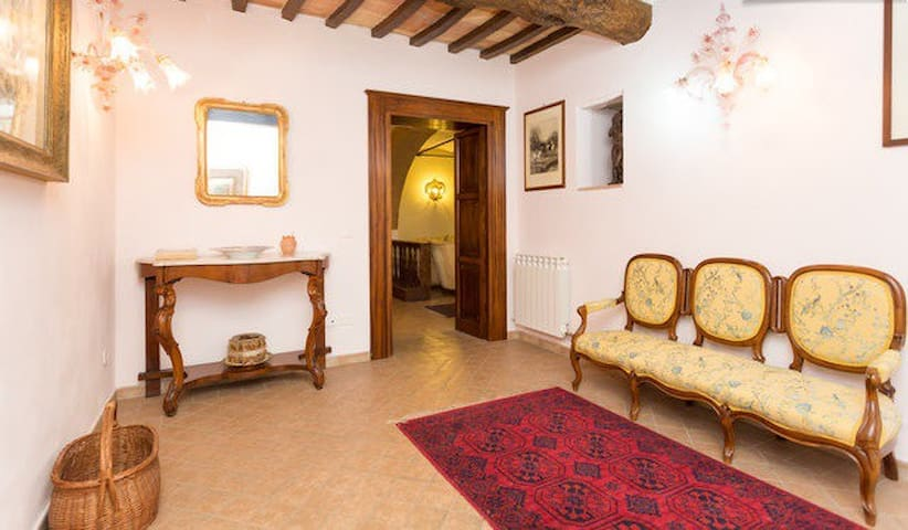 Mansion House Antica Posta Vallelun - Perugia - Appartement