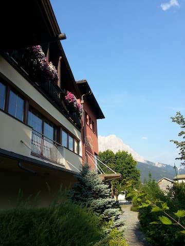 Landhaus Gerber - Zimmer/Studio - Lermoos