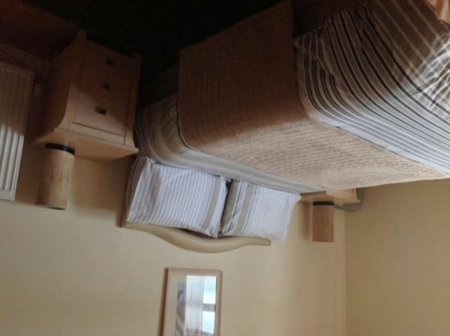 A nice private room for your stay. - Aberdeen - Leilighet