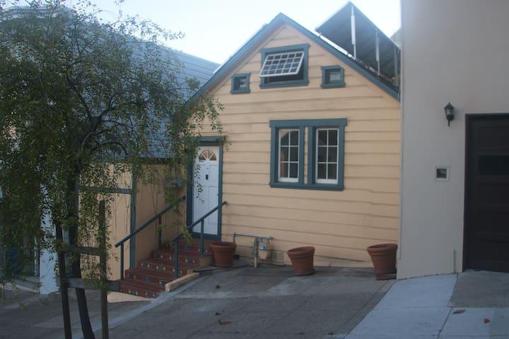 Sunny Potrero Hill Cottage