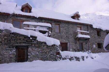 Maison de montagne la Grave- Ecrins - Villar-d'Arêne