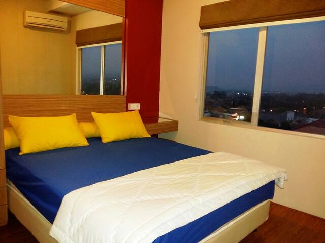 Great Escape Apartment 2 Bedroom - Bandung - Lejlighed