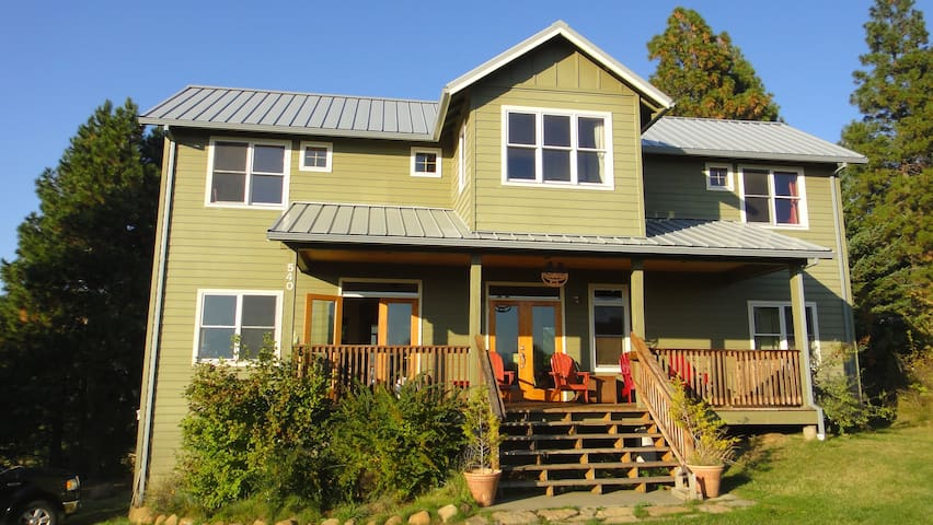 Gorge & Mt views 3 bd/2bath!! - White Salmon - House