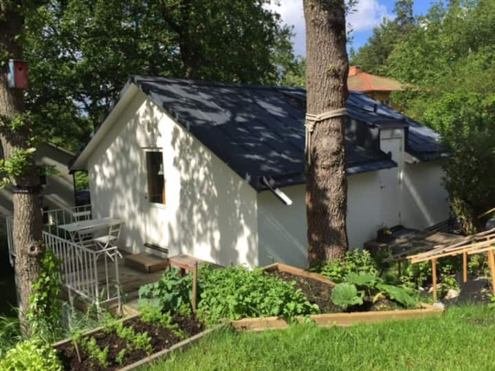 Guest house close to Stockholm