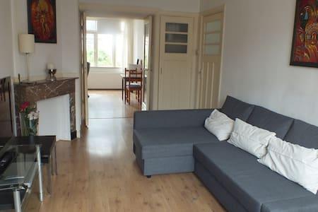 Cozy apt., 10 min from centre - Lahey