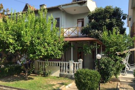 Manavgat Çolaklı da Kiralık Yazlık - Çolaklı Belediyesi