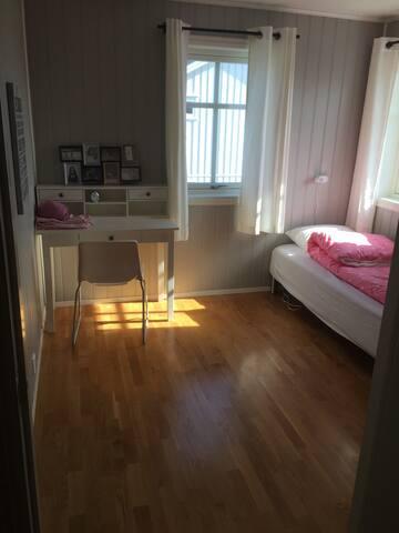 Flott rom med utsikt - Kristiansund - Villa