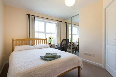 Double room in Oxford townhouse - Hus
