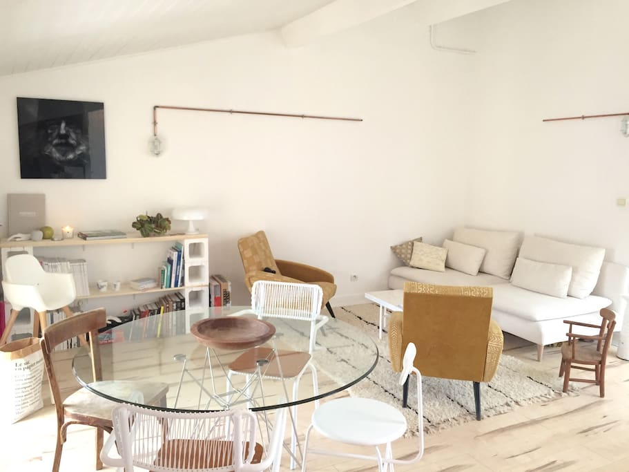 Superbe appart patio triangle d 39 or appartements louer for Appartement bordeaux triangle d or