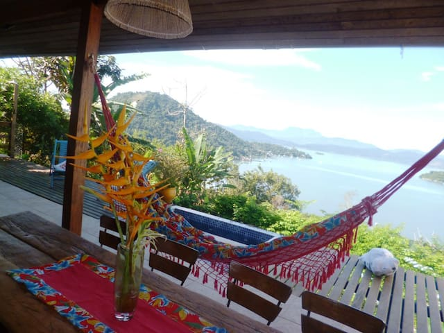 Beautiful house with stunning views - Paraty - House
