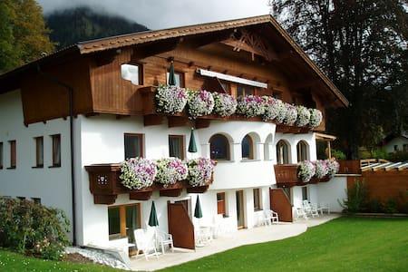 """kleines Landhaus Gerber"" Ehrwald - Ehrwald - Byt"