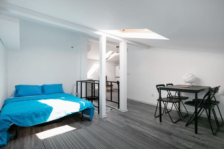 C5 attic studio - Estambul - Loft