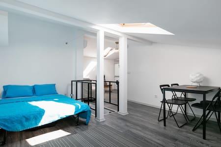 C5 attic studio - Istanbul - Loft