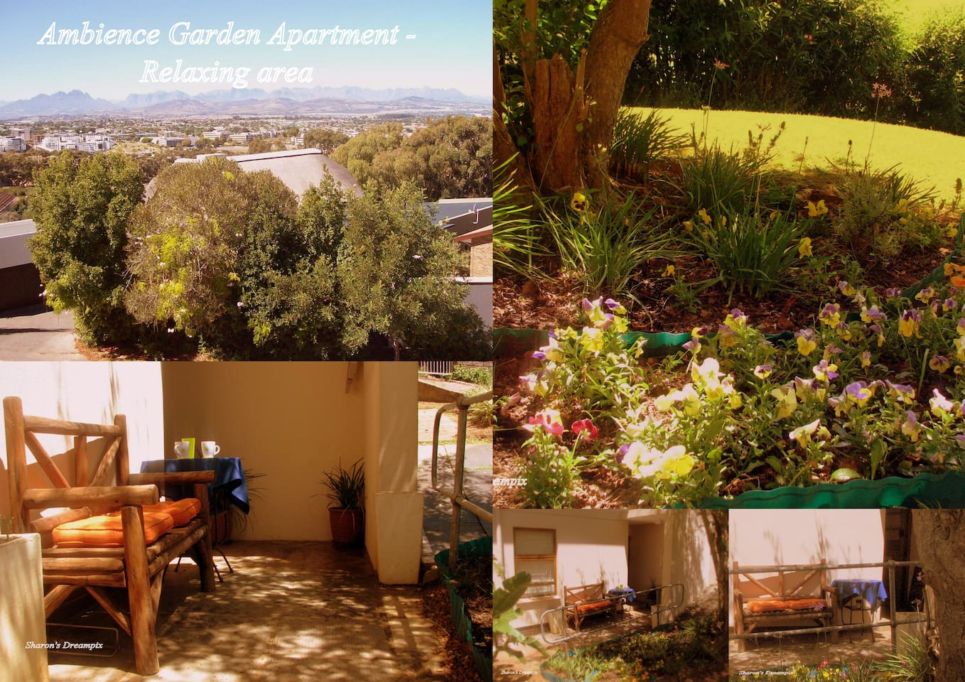 Ambience Garden Apartment - Apartments for Rent in Cape Town ...