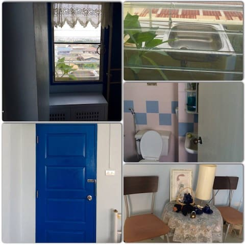 Pom Haus บ้านป้อม - Khlong Nung - Appartement