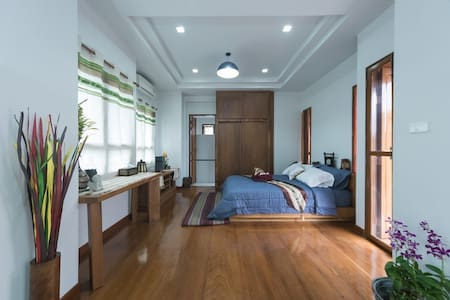 Angels B&B, By Sao & Gaetan welcome - San Kamphaeng