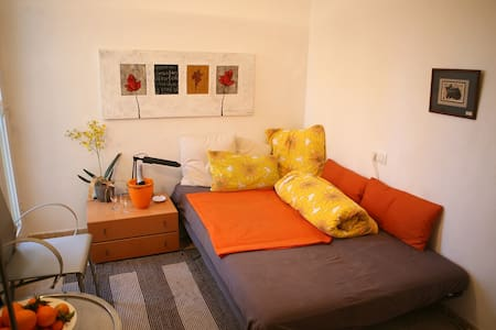 Ein Privatzimmer mit eigenem Bad - Port d'Andratx - Rekkehus
