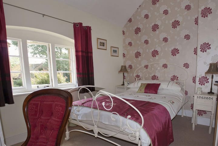 Boutique style B&B in Somerset double room - Over Stratton - Bed & Breakfast