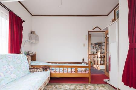 HOUSE for Peace & Amity 2F 平和友好ハウス - Sapporo - House