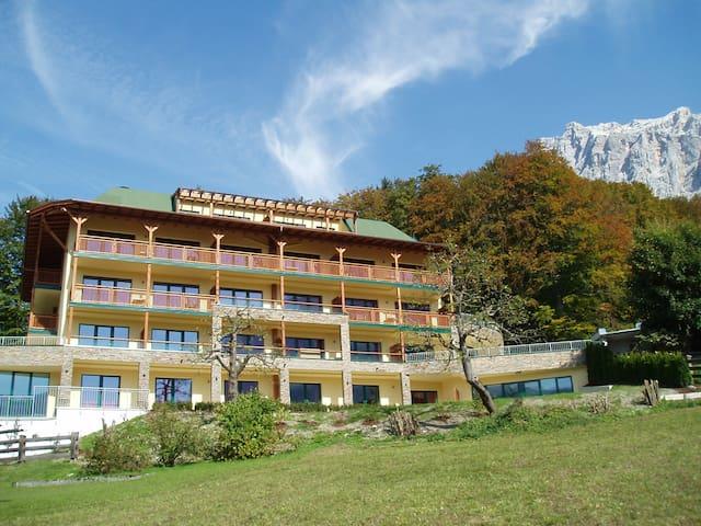 Villa Buchenhain - Morgentau - Ehrwald - Apartment