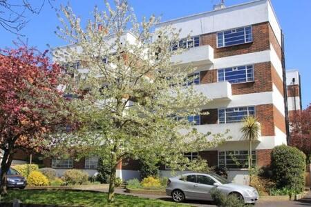 Luxury Kingston upon Thames Apartment sleeps 4/6 - Surbiton