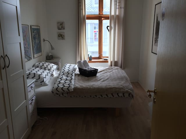 Charming room,middle of Bergen city
