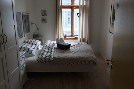 Charming room,middle of Bergen city - Bergen