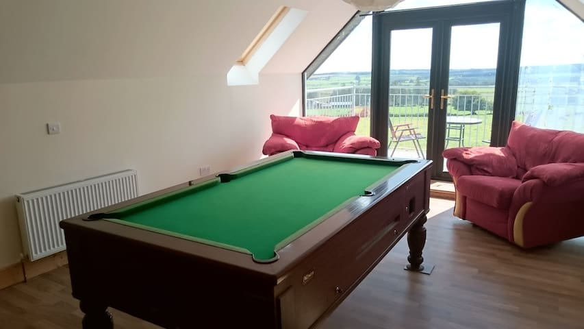 Tranquil Countryside Retreat - Glenville - Talo