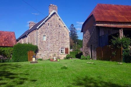 """Renovated house """"La Gabouserie"""" - Saint-Sauveur-Lendelin - Rumah"""