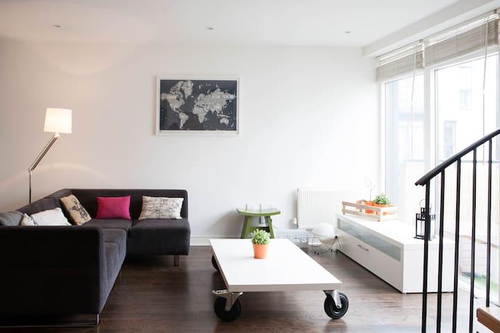 Rooftop Modern 1 Bedroom Duplex - Dublin - Appartement