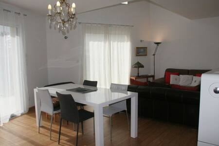Grande chambre et sdb privative - Saint-Pavace