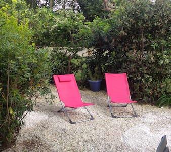 T2 avec jardinet, 300m plage/centre - Bidart