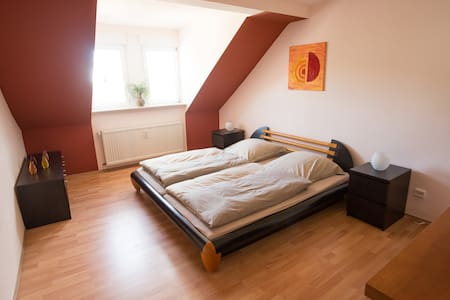 85qm Wohnung (mit 2 Schlafzimmern) - Seligenstadt - Apartment