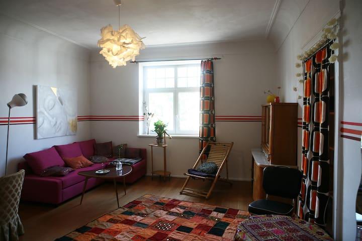 Bismarckviertel, Altbau, Stadtmitte, - Augsburg - Bed & Breakfast