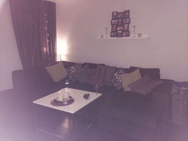 Cool & Cosy apartment by the river - Linköping - Flat