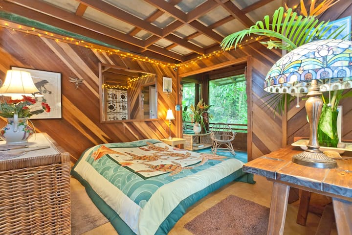 Honeymoon Suite, Dragonfly Ranch - Captain Cook - Bed & Breakfast