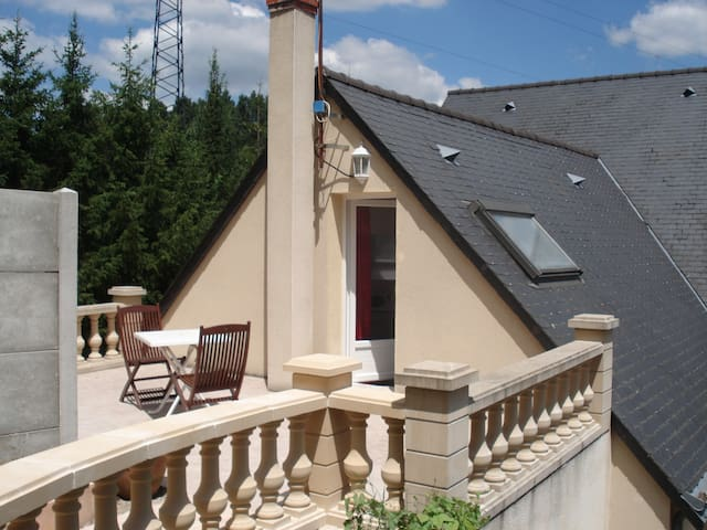 Bel appartement vallée de la Loire - Candes-Saint-Martin - Apartment