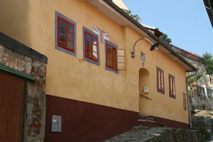 Fairytale house u Malire Josefa - Český Krumlov - Casa